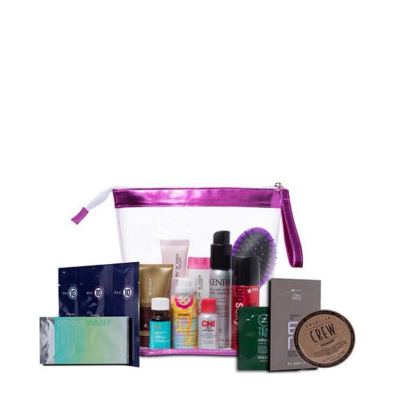 Beauty Brands 16-Piece Haircare Try Me Bag