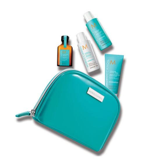 Moroccanoil Hydrate Spring Travel Kit