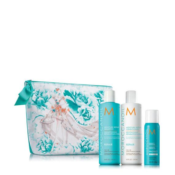 Moroccanoil Repair Spring Cosmetic Bag Kit