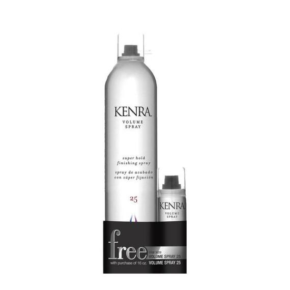 Kenra Volume Spray 25 and Deluxe-Size Volume Spray 25 Duo