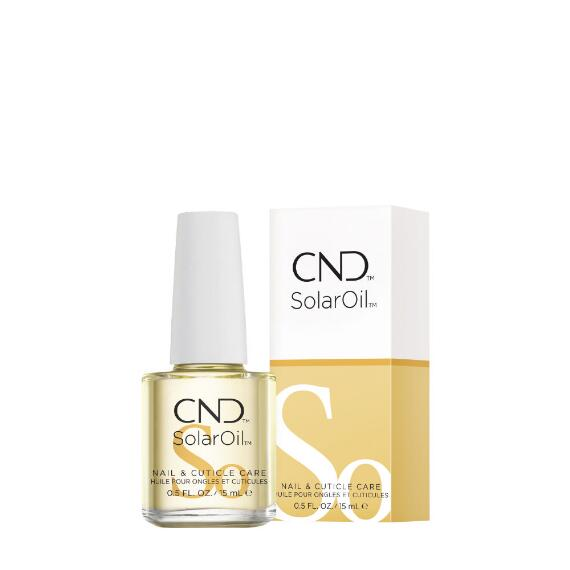 CND SolarOil Is A Deeply Penetrating Cuticle Treatment That Conditions And Protects Skin Nails With Unique Blend Of Oils
