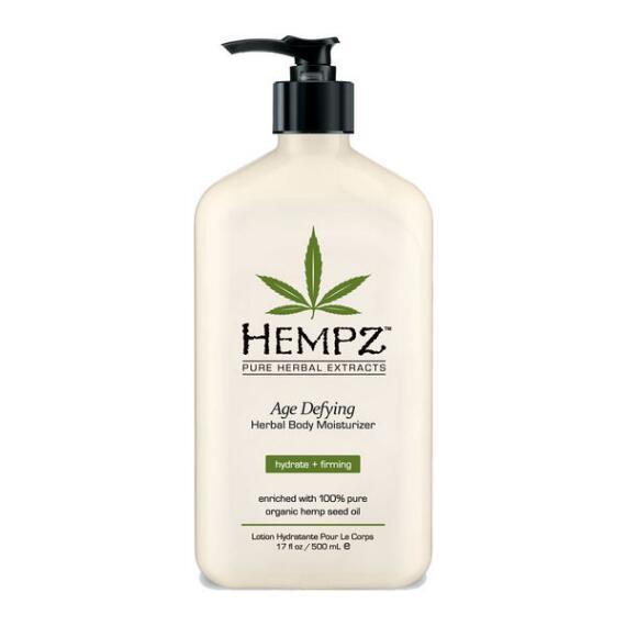 Hempz Age Defying Herbal Moisturizer - Vanilla Musk