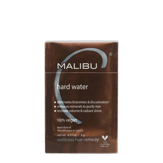 Malibu C Hard Water Weekly Demineralizer - 5 grams packet