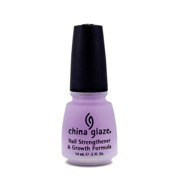 China Glaze Nail Strengthener and Growth Formula