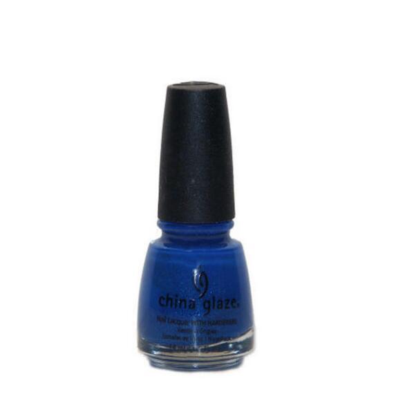 China Glaze Nail Lacquer - Blues and Greens