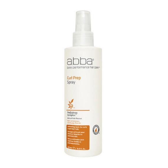 Abba Curl Prep