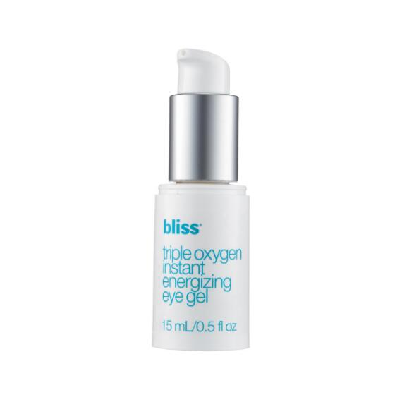 bliss triple oxygen instant engerizing eye gel