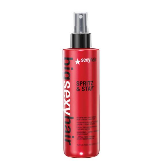 Sexy Hair Big Sexy Hair Spritz And Stay Intense Hold Fast Drying Non-Aerosol Hairspray