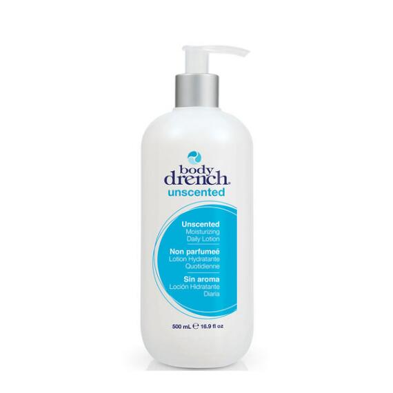 Body Drench Unscented Moisturizing Lotion