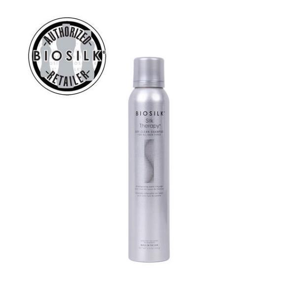 BioSilk Silk Therapy Dry Clean Shampoo