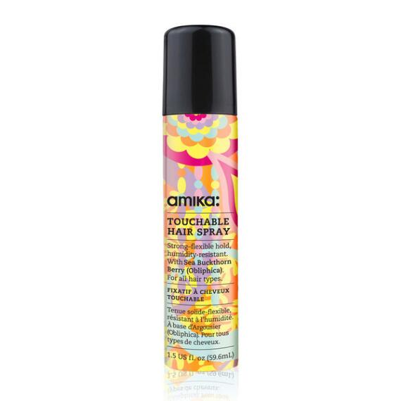 amika Touchable Hairspray Travel Size