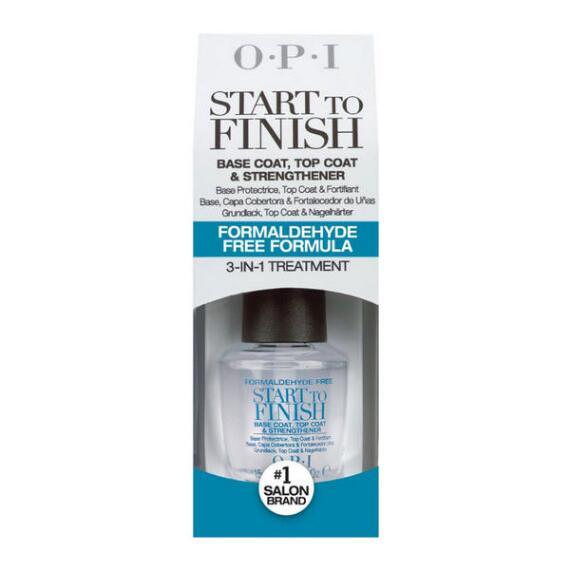 OPI Start To Finish - Formaldehyde-Free