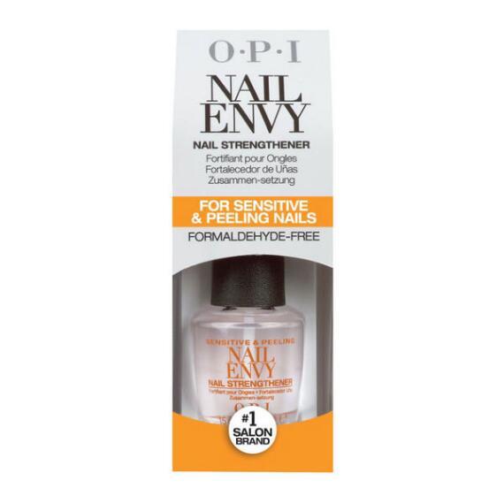 OPI Nail Envy Nail Strengthener - Sensitive & Peeling Nails