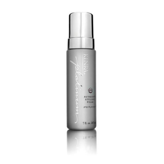 Kenra Platinum Nutrient Styling Foam