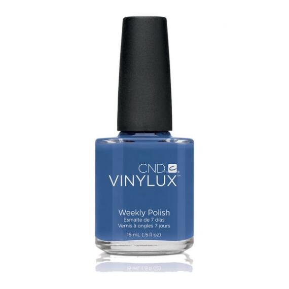 CND Vinylux Weekly Polish - Blues and Greens