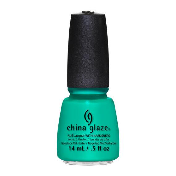China Glaze Nail Lacquer Sunsational Neon Collection