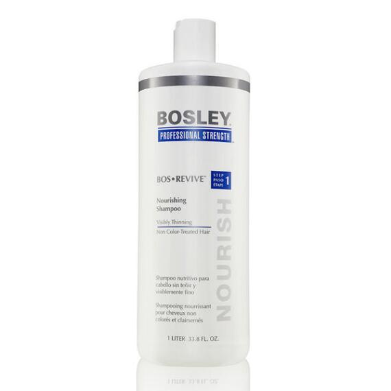 Bosley Professional Strength BosRevive Nourishing Shampoo for Non Color-Treated Hair