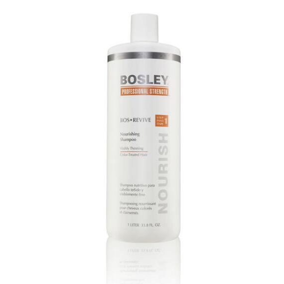 Bosley Professional Strength BosRevive Nourishing Shampoo for Color-Treated Hair
