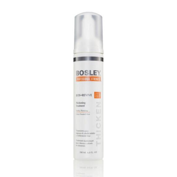 Bosley Professional Strength BosRevive Leave-In Thickening Treatment for Color-Treated Hair