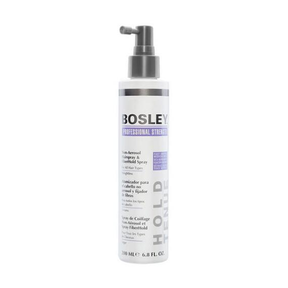 Bosley Professional Strength Non-Aerosol and FiberHold Hairspray