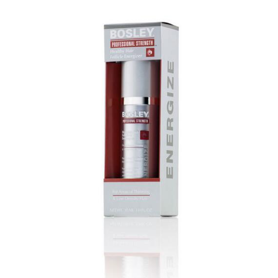 Bosley Professional Strength Follicle Energizer Bosley Professional Strength Brands Beauty Brands