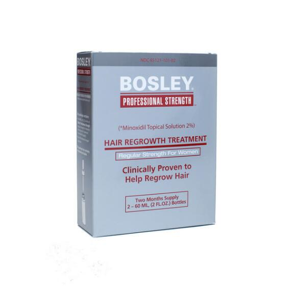 Bosley Professional Strength Regrowth Treatment for Women