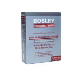 Bosley Hair Regrowth Product Treatments