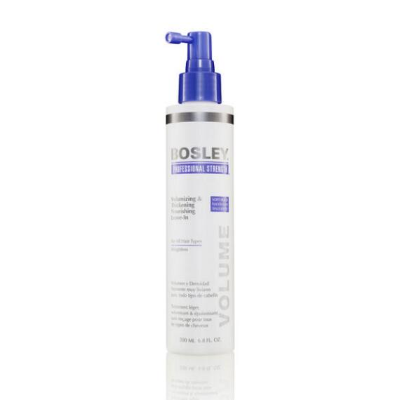 Bosley Professional Strength Volumizing and Thickening Nourishing Leave-In