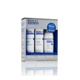 Bosley Hair Product Sets for Hair loss