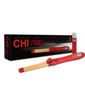 CHI ARC-Automated Rotating Curler with FREE CHI Infra Texture Hold Hairspray Travel Size