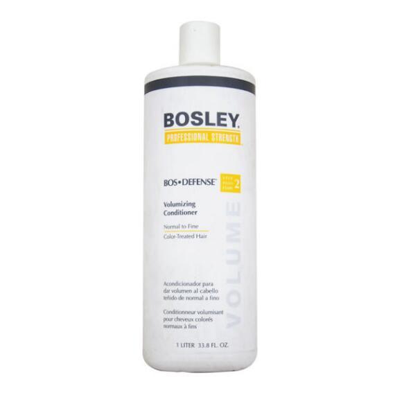 Bosley Professional Strength Bosdefense Volumizing Conditioner For Color Treated Hair Bosley Professional Strength Brands Beauty Brands