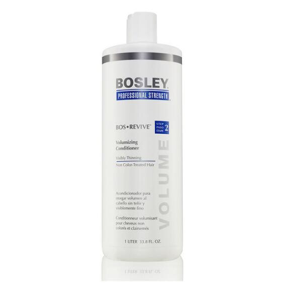 Bosley Professional Strength BosRevive Volumizing Conditioner for Non Color-Treated Hair
