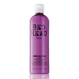 TIGI Bed Head Dumb Blonde Shampoo for Color Treated Hair