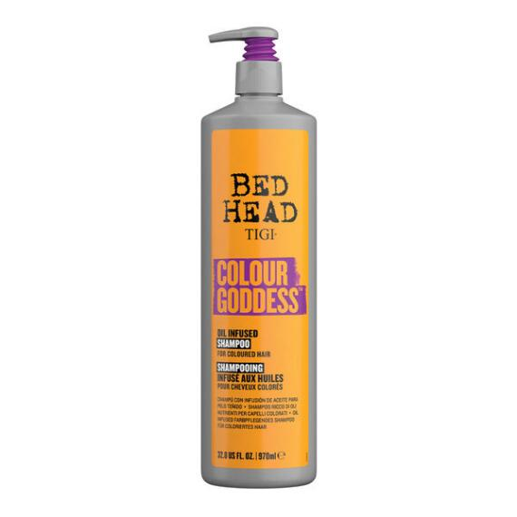 TIGI Bed Head Color Goddess Oil Infused Shampoo