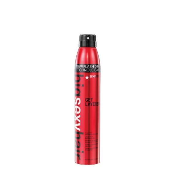 Sexy Hair Big Sexy Hair Get Layered Flash Drying Thickening Spray