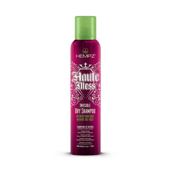 Hempz Couture Haute Mess Invisible Dry Shampoo