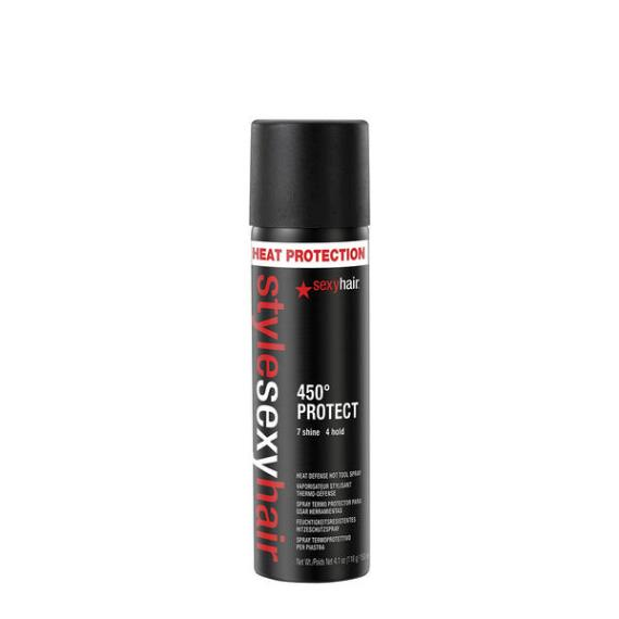 Sexy Hair Style Sexy Hair 450 Protect Heat Defense Hot Tool Spray