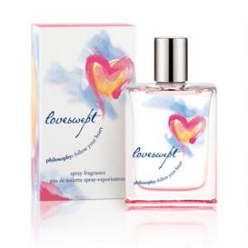 philosophy loveswept spray women's fragrances