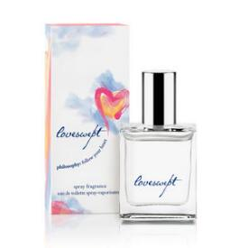philosophy loveswept spray fragrance mini spray scents