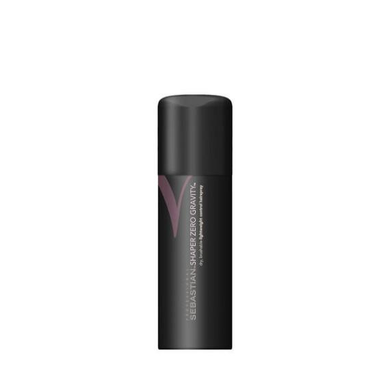 SEBASTIAN Shaper Zero Gravity, Dry, Brushable Lightweight Control Hairspray Travel Size