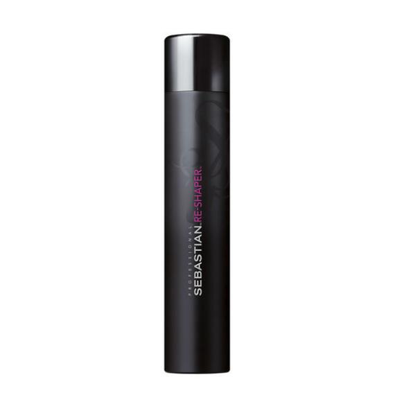 SEBASTIAN Re-Shaper Brushable, Humidity Resistance Strong Hold Hairspray
