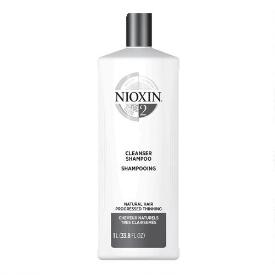 NIOXIN System 2 Cleanser & Shampoo for Men