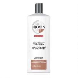 NIOXIN System 3 Scalp Therapy, Thin Hair Conditioner Treatment