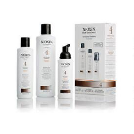 NIOXIN System 4 Kit & Professional Hair Growth Products