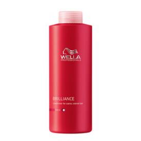 Wella Brilliance Conditioner for Coarse, Colored Hair & Hair Conditioner