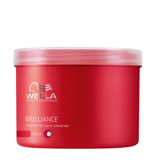 Wella Brilliance Treatment for Coarse, Colored Hair