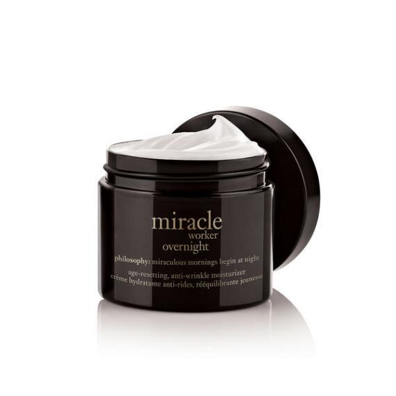 philosophy miracle worker overnight moisturizer