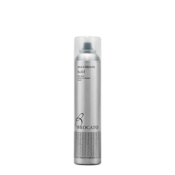 Brocato Maximum Hold Hairspray