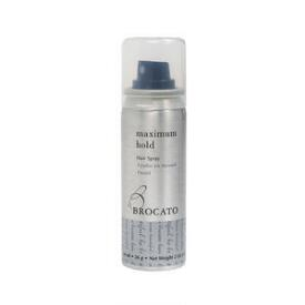 Brocato Maximum Hold Hair Spray Travel Size