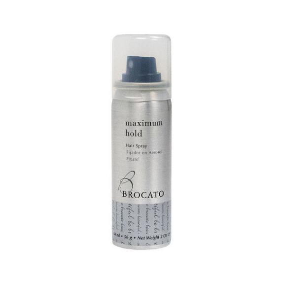 Brocato Maximum Hold Hair Spray Travel Size
